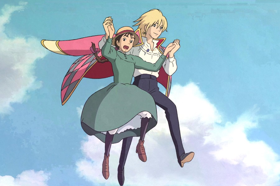 Japanese Animated Classics 'Howl's Moving Castle', 'Ponyo' Heading Home on Blu-ray Disc, DVD on May 12