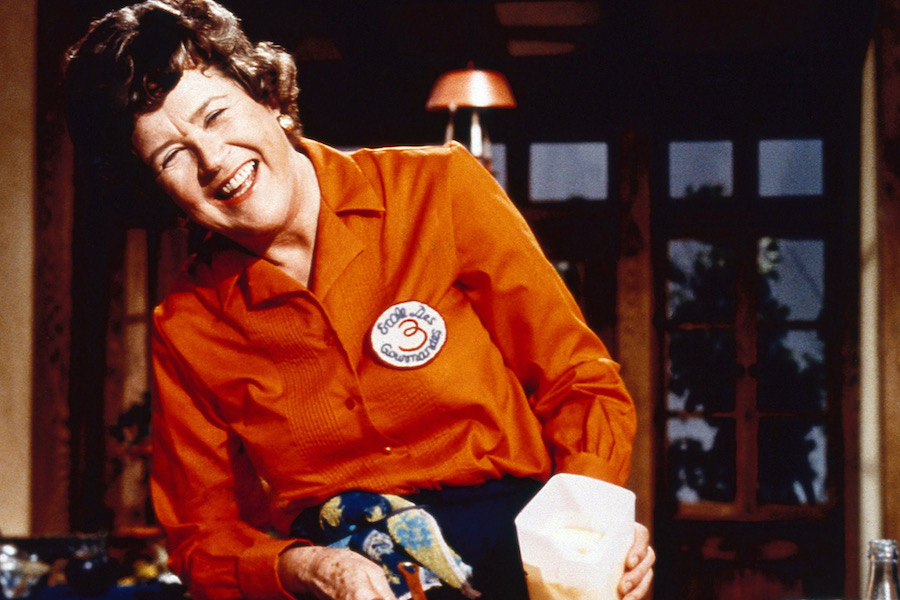 'Dishing With Julia Child' to Stream Feb. 28 on PBS Living and PBS Passport