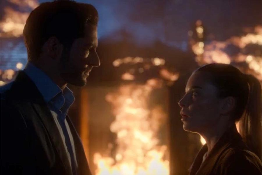 'Lucifer' Fourth Season on DVD in May
