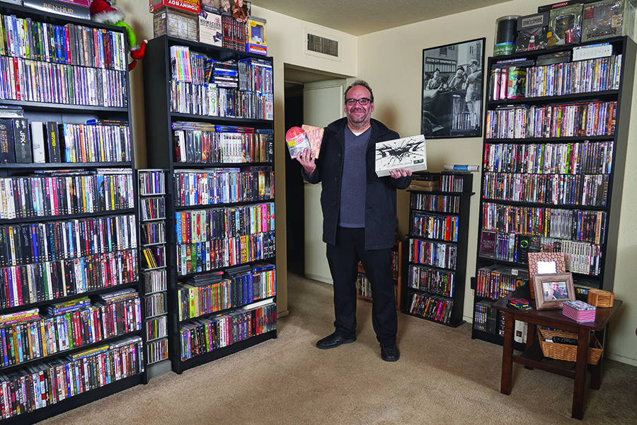 In Defense of the Disc: DVD, Blu-ray Disc Collectors Speak Out