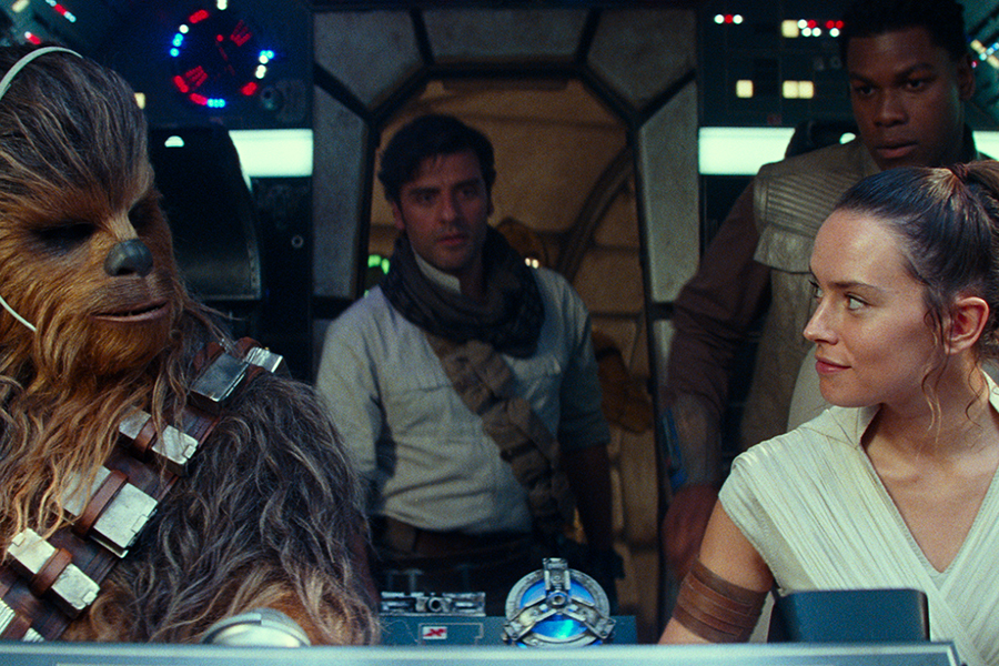 Merchandising: Stores Deliver 'Star Wars: The Rise of Skywalker' Exclusives
