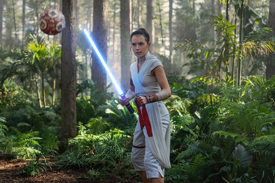 'Star Wars: Rise of Skywalker' the Most-Watched Transactional Home Release