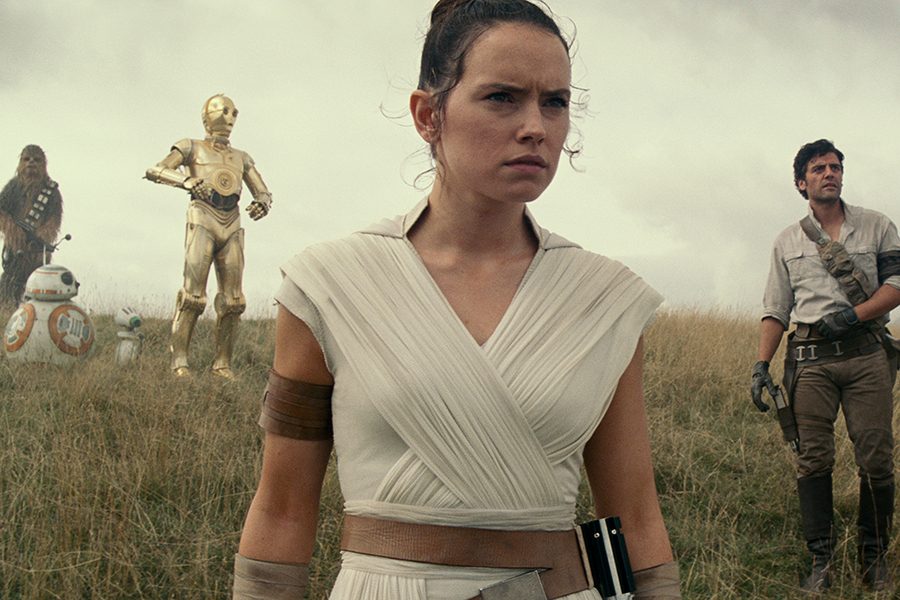 The Force Is With 'Star Wars: The Rise of Skywalker' on Disc Sales Charts