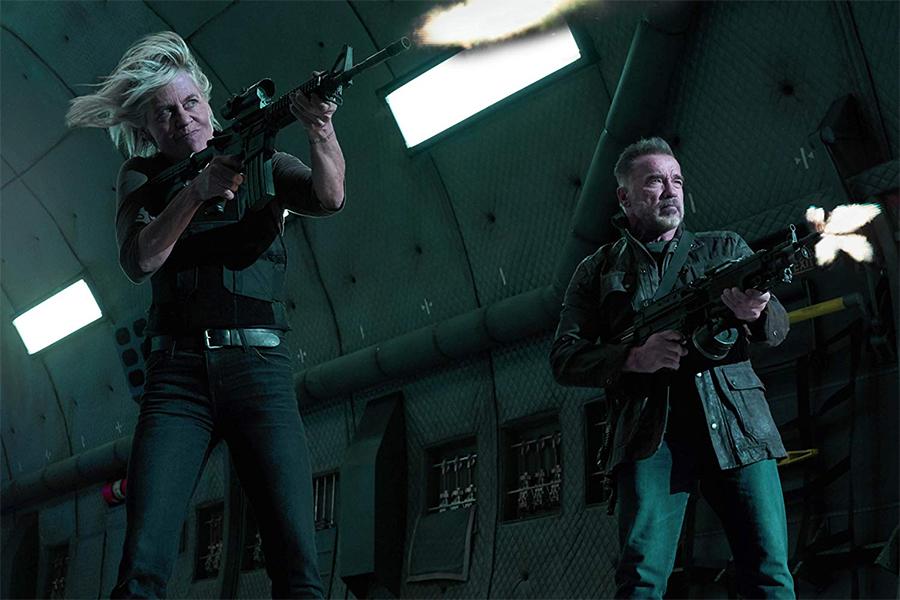 'Terminator: Dark Fate' Takes Over Redbox Charts