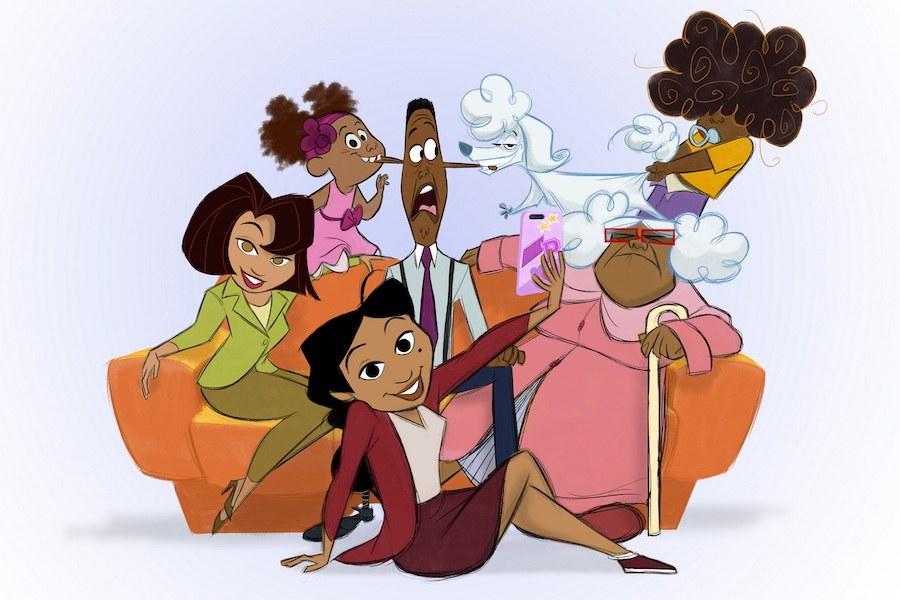 Disney+ Revives 'The Proud Family' Animated Series