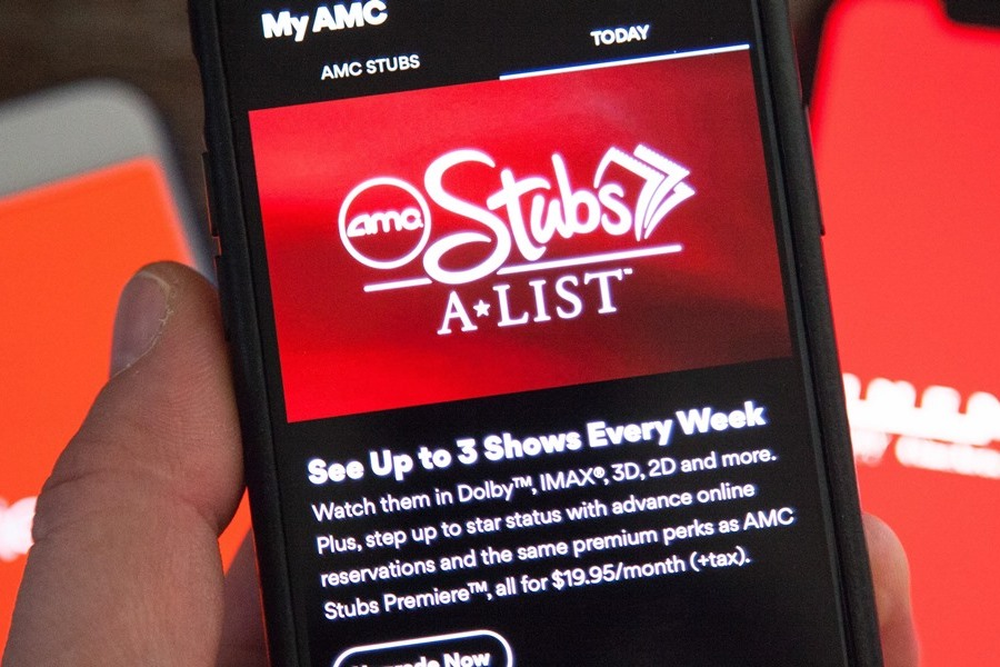 AMC Says 'A-List' Ticket Subscription Service Turns First Profit