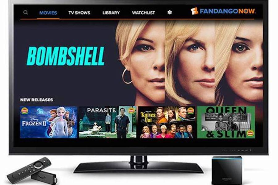 FandangoNow Launches on Amazon Fire TV Devices
