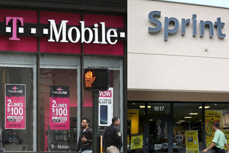 Judge Approves $26 Billion Sprint, T-Mobile Merger