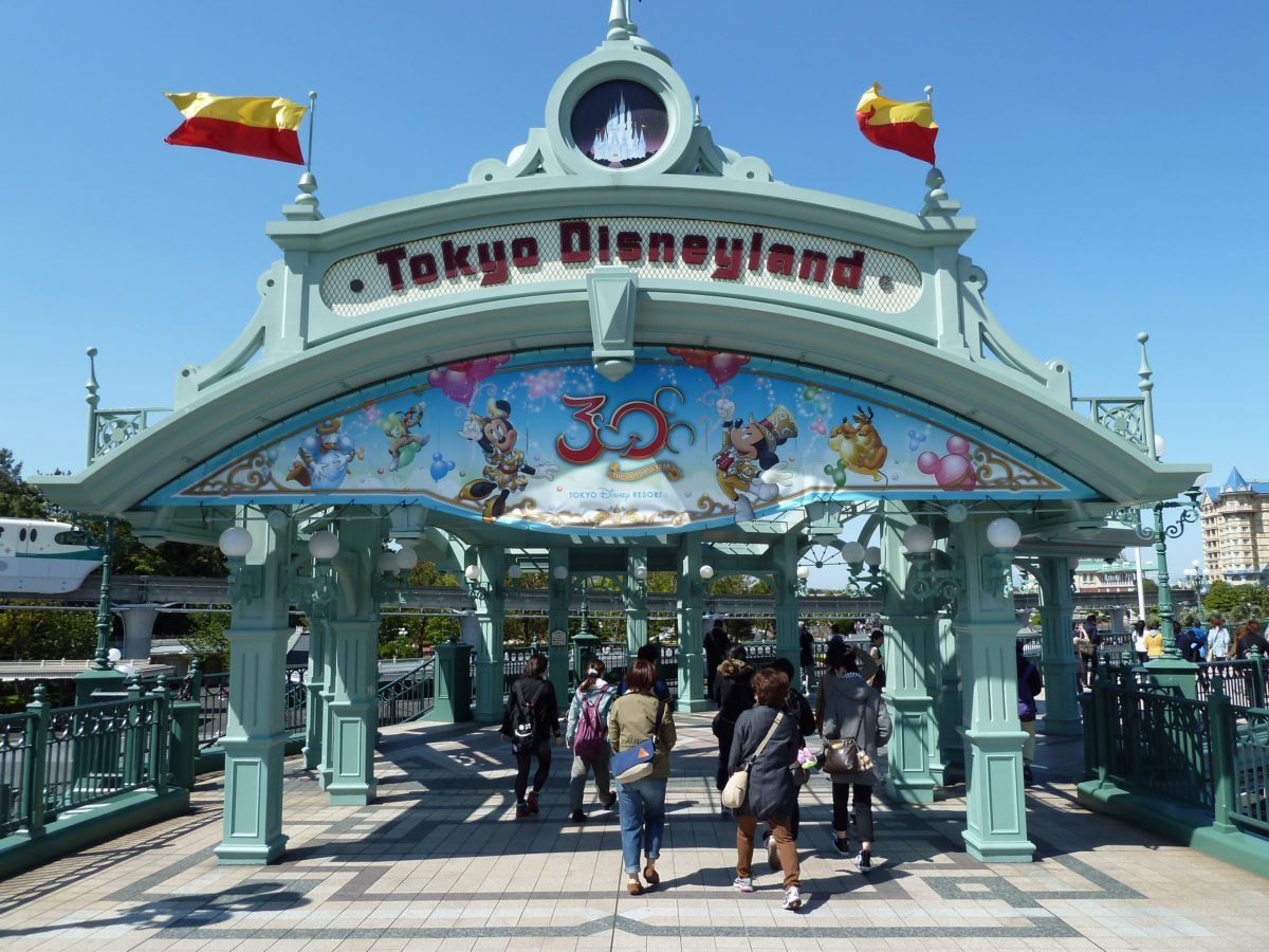 Tokyo Disneyland Closing Until Mid-March Due to Coronavirus