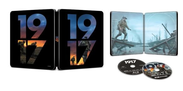 Merchandising: '1917' Tops New Product Releases