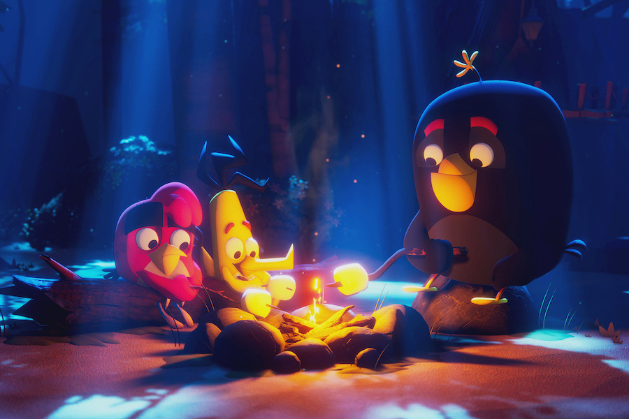 Netflix to Bow 'Angry Birds' Series Worldwide in 2021