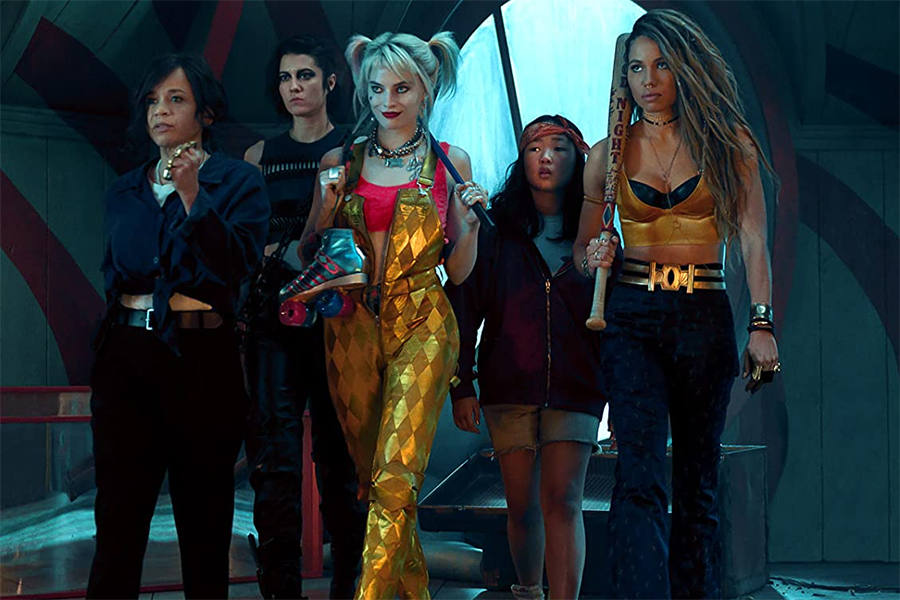 'Birds of Prey' on Disc May 12