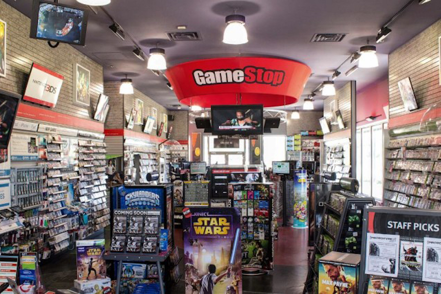 GameStop Inks Strategic Partnership With Microsoft
