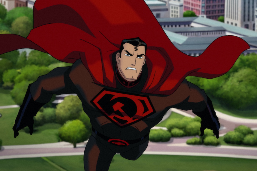 Warner Cancels 'Superman: Red Son' New York Premiere Over Coronavirus Concerns