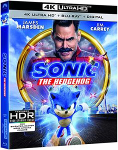 Sonic The Hedgehog Racing To Digital Early March 31 Debuting On Disc May 19 Media Play News