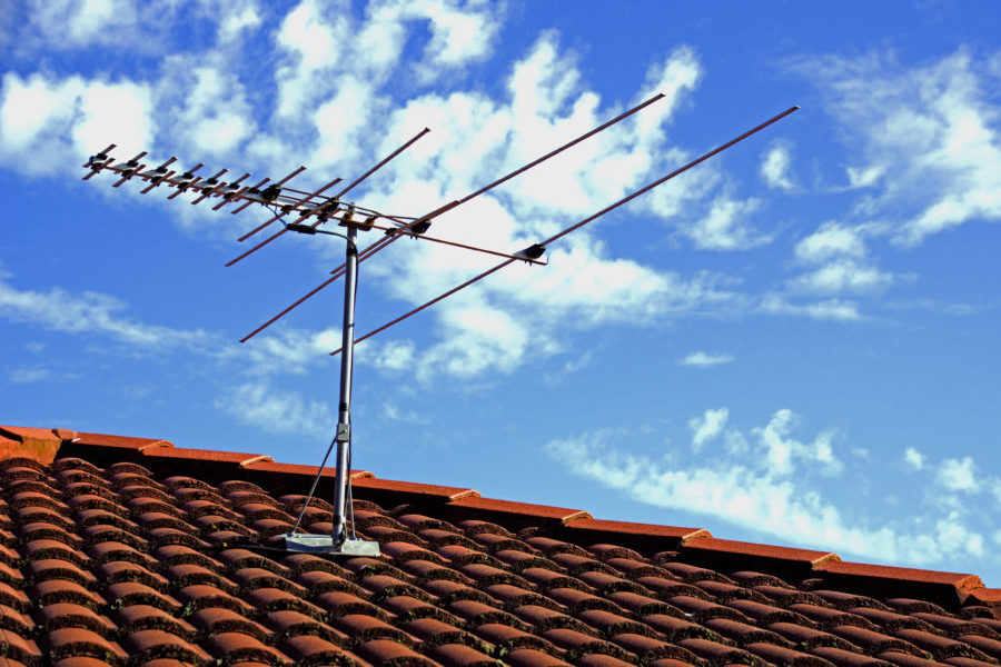 Parks: TV Antenna Use Expected to Skyrocket as COVID-19 Keeps People at Home