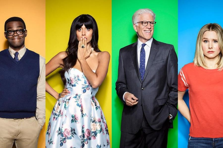 Shout! Factory Sets Home Release Date for Complete 'The Good Place' Series