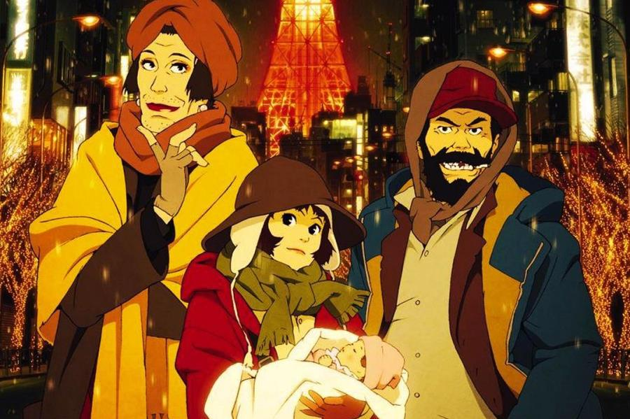 Anime Classic 'Tokyo Godfathers' Gets Home Release from Shout! Factory