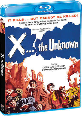 X … the Unknown