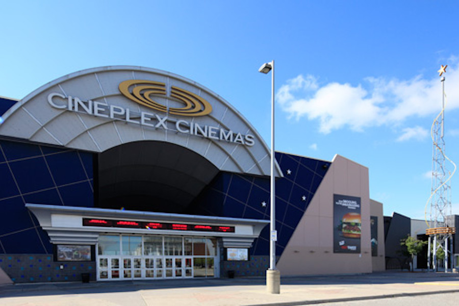 Canada's Largest Theater Chain Staying Open Despite Coronavirus Spread