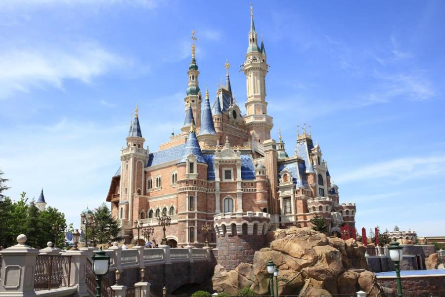 Disney Partially Re-Opens Shanghai Resort