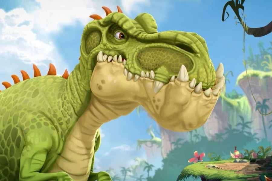 MovieSpree TVOD Service Bows Sales on Animated Kids' Series Including 'Gigantosaurus'