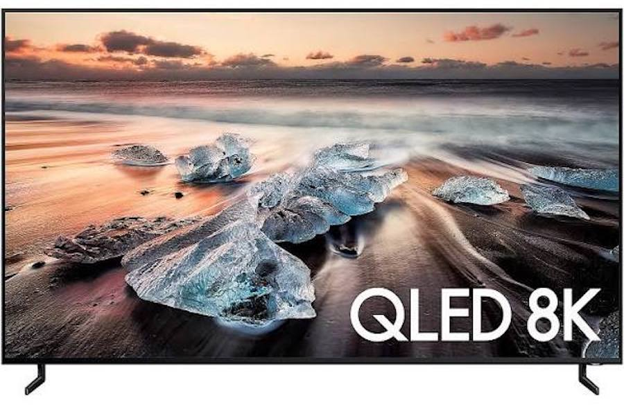 Samsung Launches New QLED 4K and 8K TVs