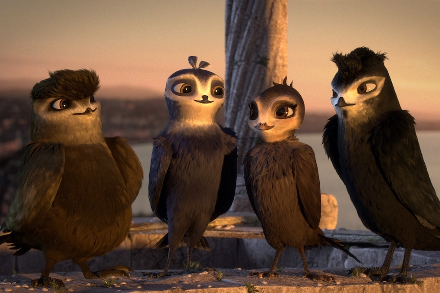Animated Family Film 'Swift' Flying to Disc April 7 From Shout!