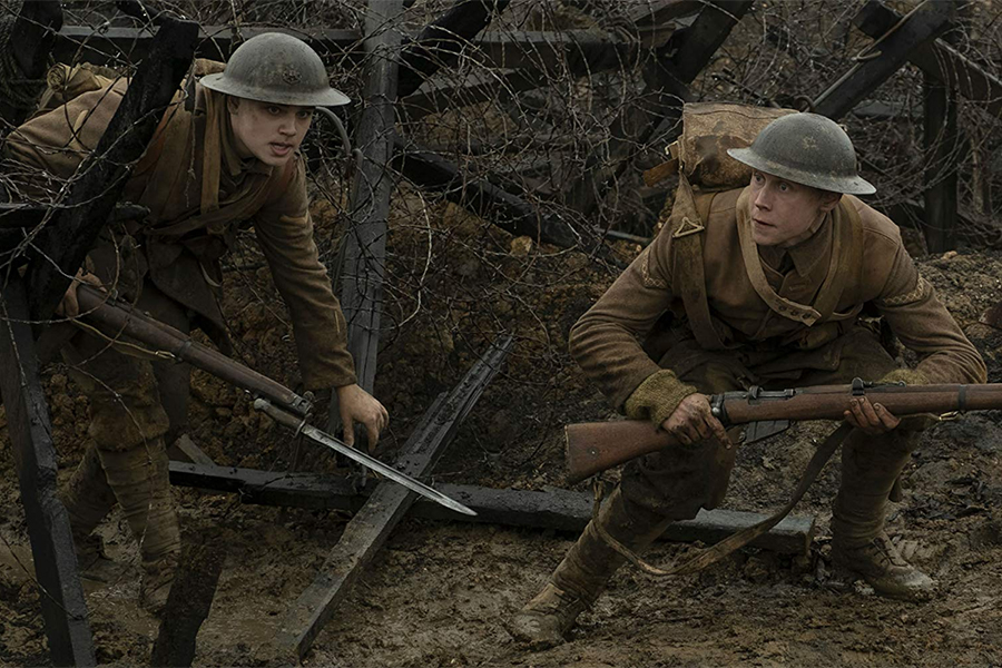 '1917' Emerges Atop Home Video Sales Charts