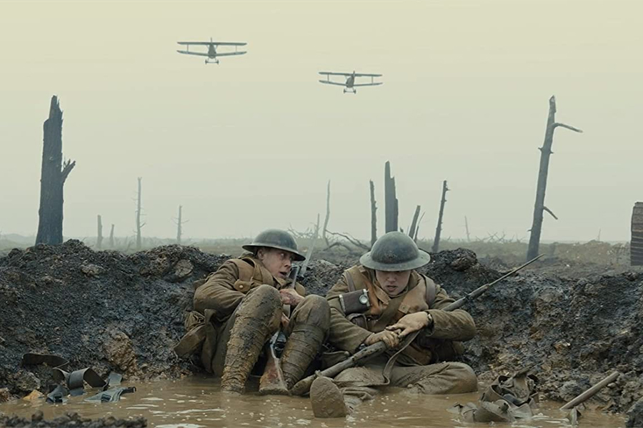 Early Digital Releases Push '1917', 'Onward' Atop Weekly U.K. Home Entertainment Chart