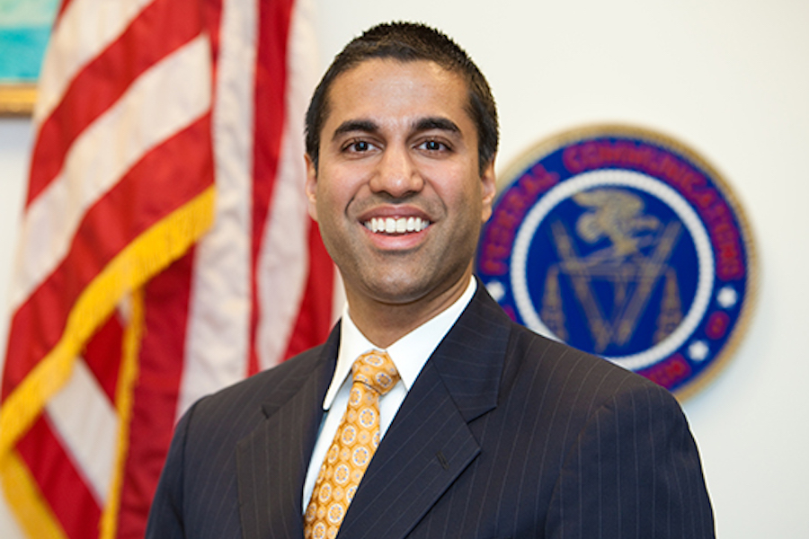 FCC Chairman Ajit Pai Departing Position on Jan. 20, 2021