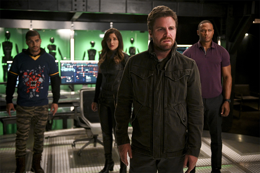 'Arrow' Showrunner Reflects on Series' Legacy on Eve of Final Season Arriving on Blu-ray