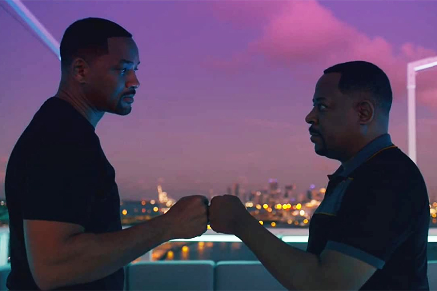 'Bad Boys for Life' No. 1 Disc Seller for Second Week