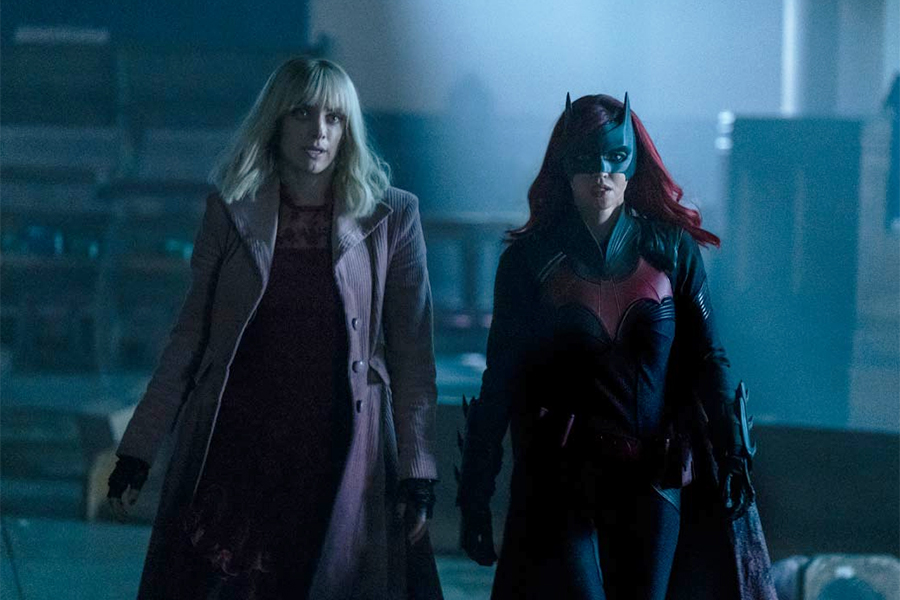 'Batwoman' Season One on Disc Aug. 18