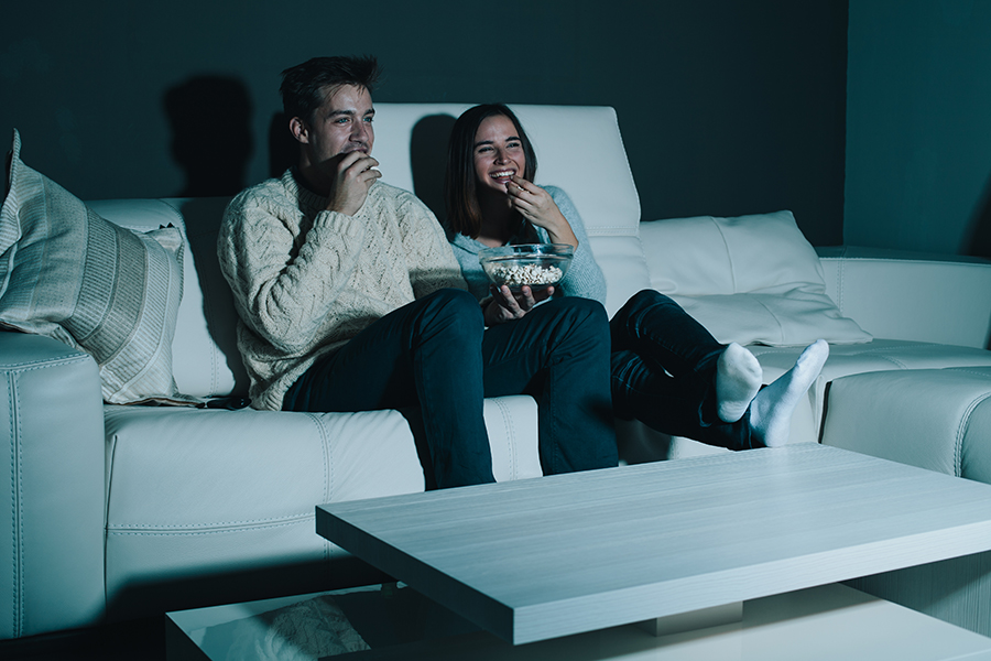 Over Half of Adults Report Watching More TV Since the Pandemic