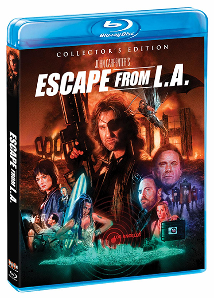 Escape From L.A. — Collector's Edition