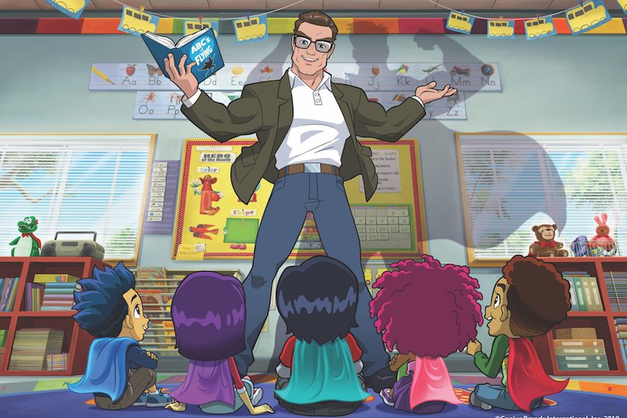 Kids' Series 'Stan Lee's Superhero Kindergarten' With Arnold Schwarzenegger Coming to Amazon Prime, Alibaba's Youku