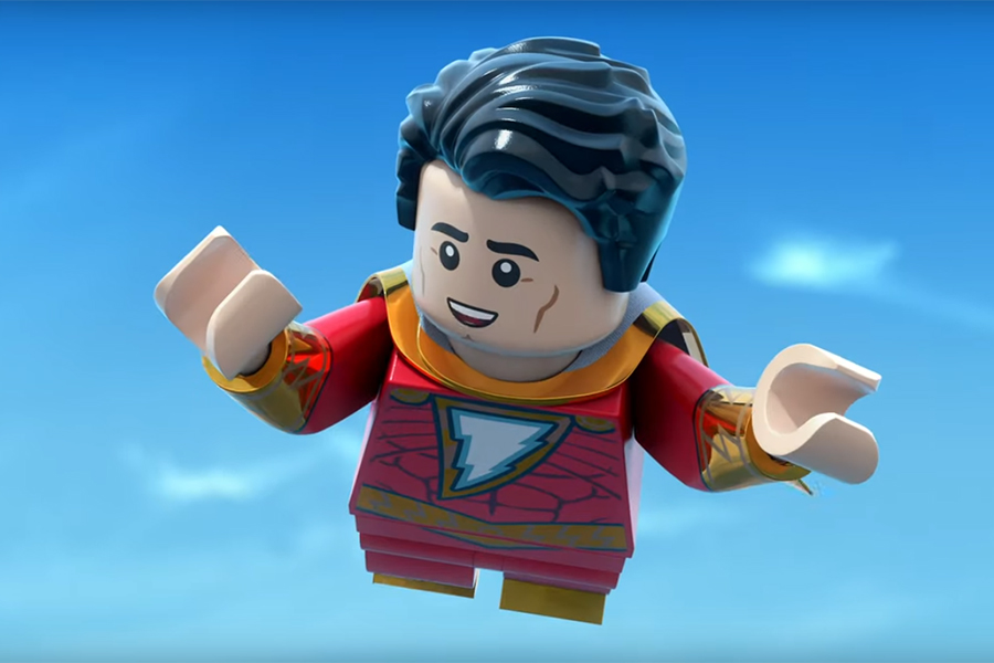 Warner Releasing 'Lego Shazam' Movie Digitally April 28, on Disc June 16