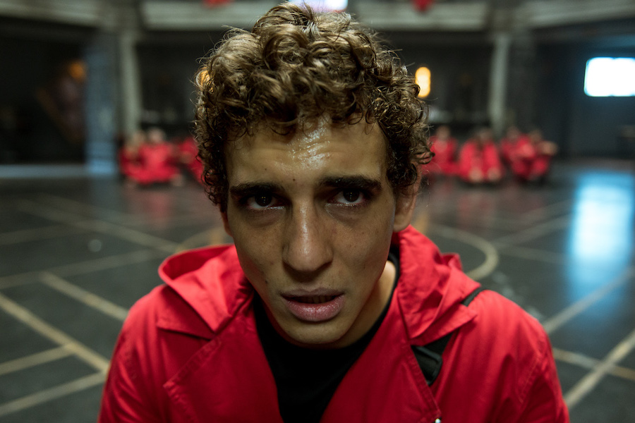 Netflix's 'Money Heist' Steals Top Spot on TV Time Charts