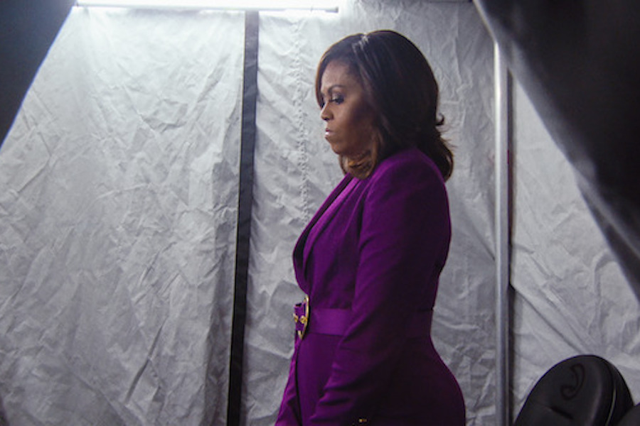 Netflix Bows Michelle Obama 'Becoming' Trailer