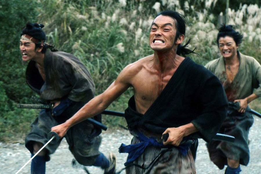 Japanese Action-Adventure 'Samurai Marathon' Due on Digital May 12, Disc July 21 From Well Go
