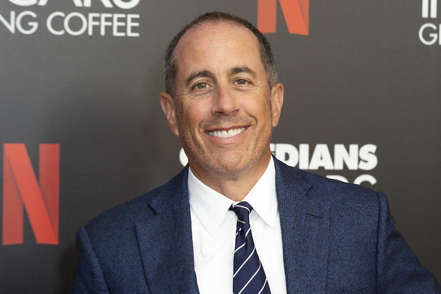 Netflix Signs Jerry Seinfeld for Second Stand-Up Comedy Special