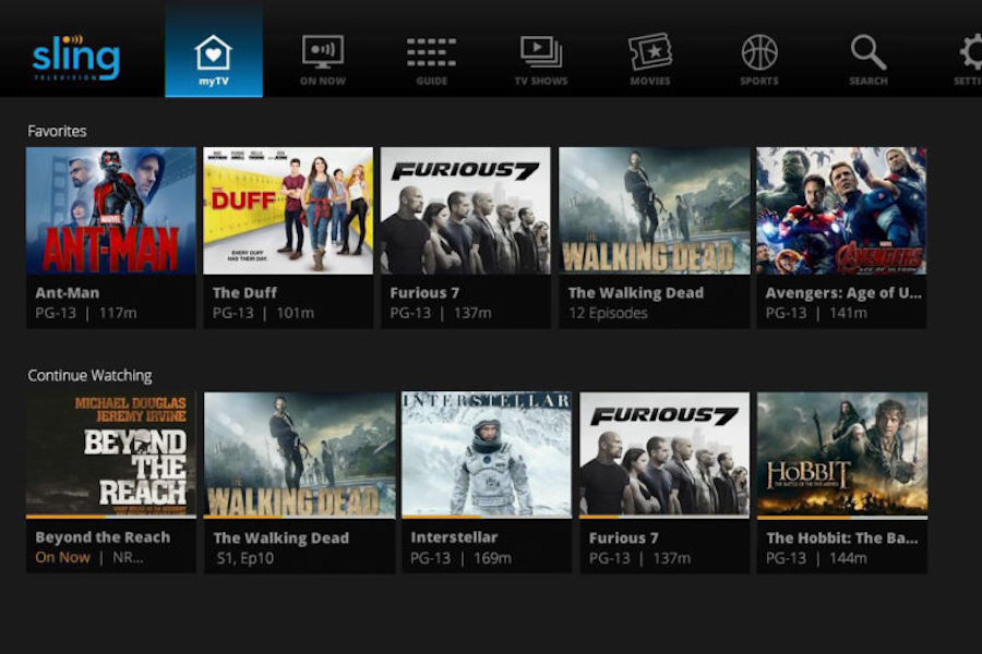 Sling TV, Dish Add AMC Plus Streaming Service