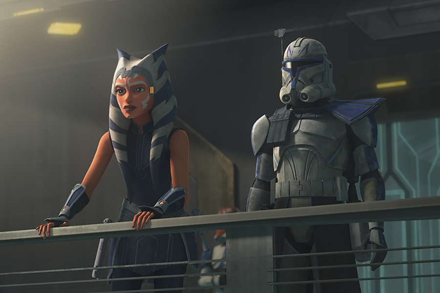 'Clone Wars' Remains No. 1 on Parrot's TV Demand Chart
