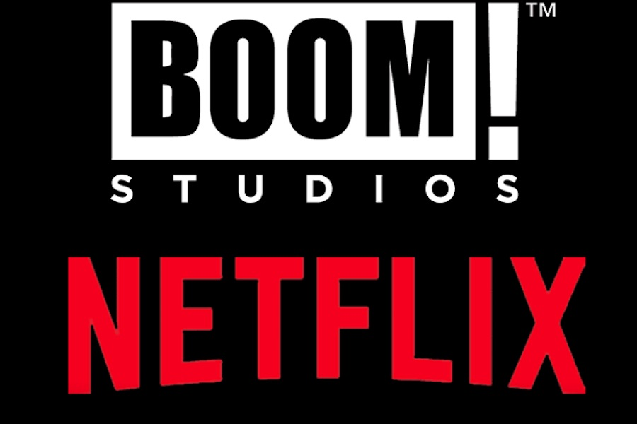Netflix Inks Deal With Comic Publisher BOOM! Studios