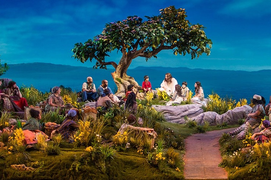 Musical Stage Show 'Jesus' Due on Digital HD and DVD May 15 From Virgil