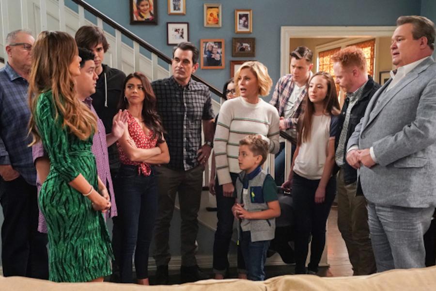 Hulu, Peacock Split 'Modern Family' SVOD Rights