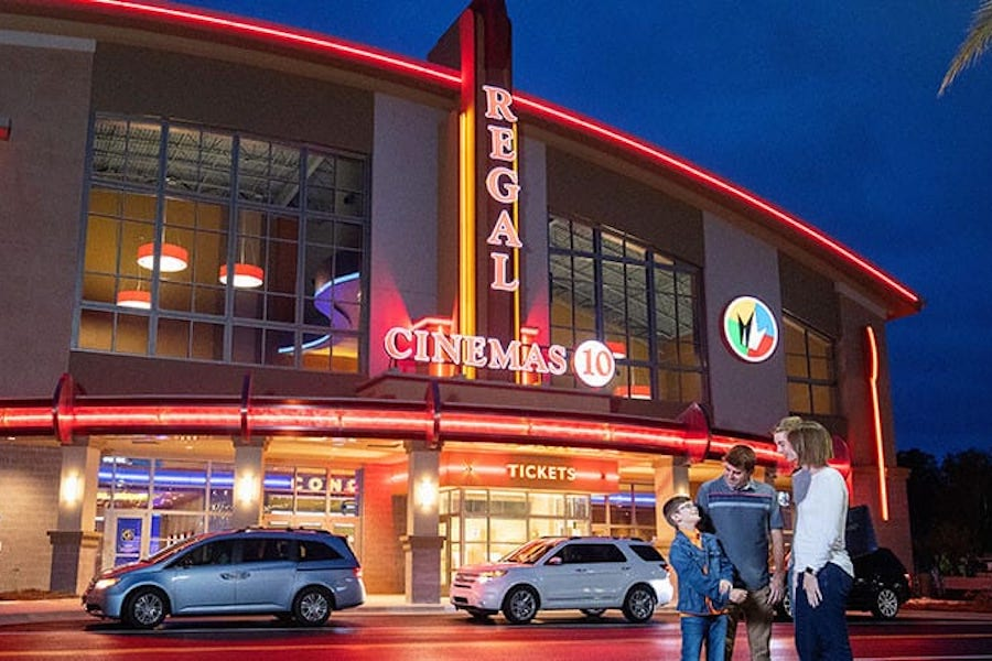 Regal to Now Begin Opening U.S. Theaters Aug. 21