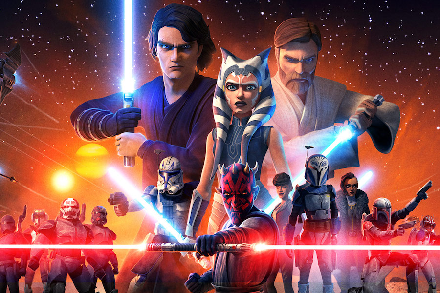 Disney+ Prepping 'Star Wars Day' May 4 With Original Content