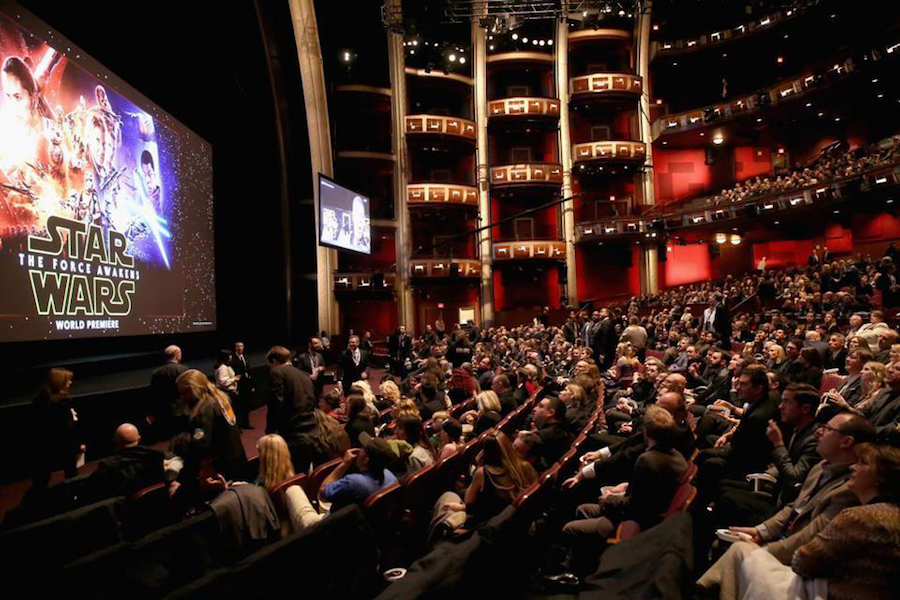 NATO: 90% of Theaters Worldwide to Re-Open by July 17